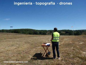 Drones para agricultura, ganadería y medioambiente.