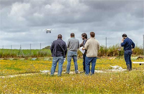 Proyectos de ingeniería y topografía. Drones en Asturias.