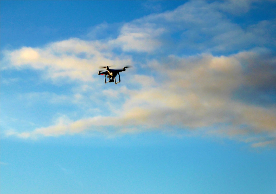 Trabajos y proyectos de ingeniería con drones en León.