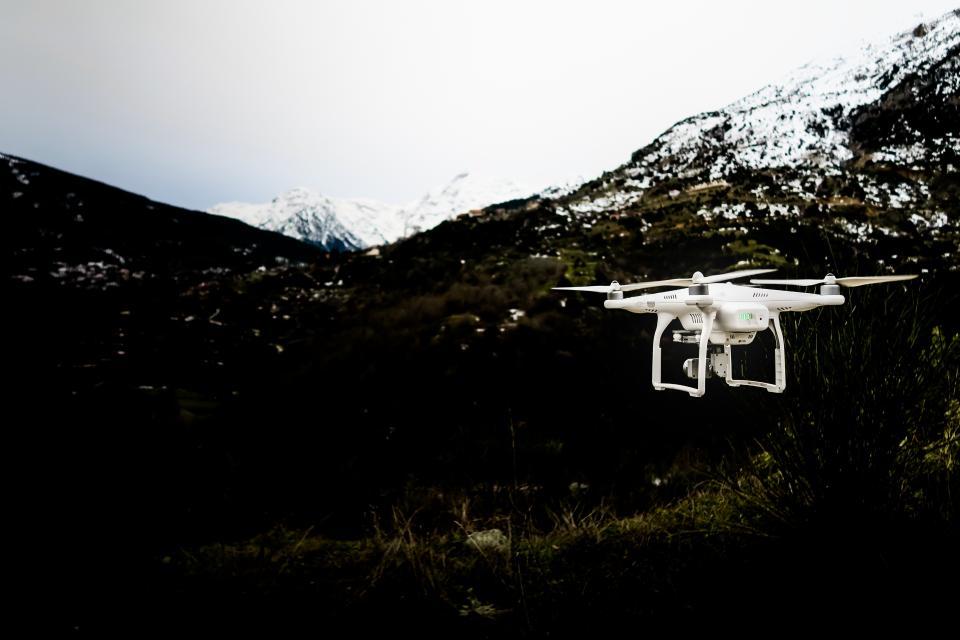 Trabajos y proyectos de ingeniería. Asturias drones.